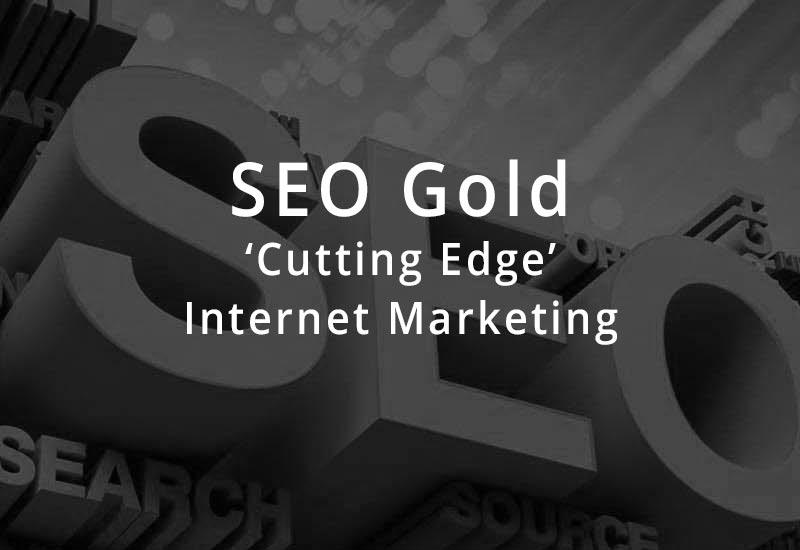 SEO Gold Blog Banner