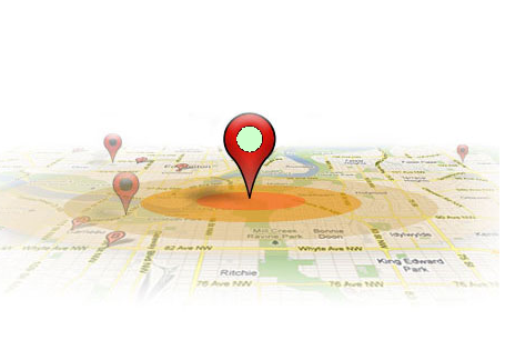 map pointer - local citations business listings Maryland SEO Gold